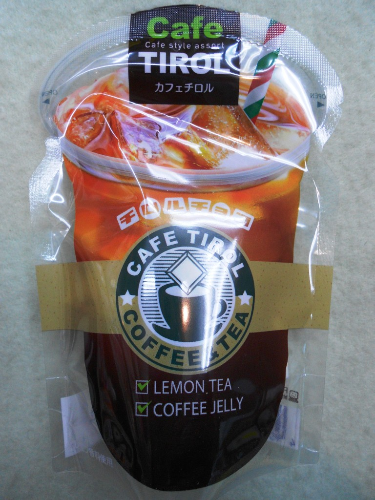 チロルアイスコーヒーコメント