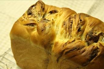 折りこみシートの食パン