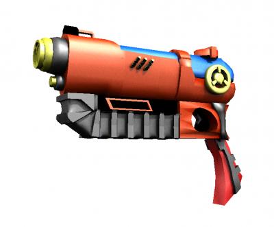 3D水鉄砲
