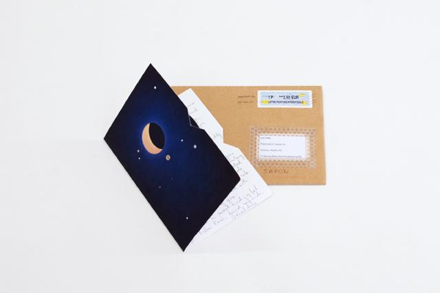THE MOON CARD