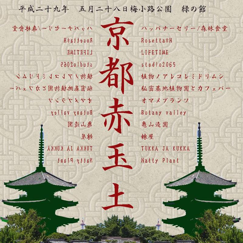 京都赤玉土