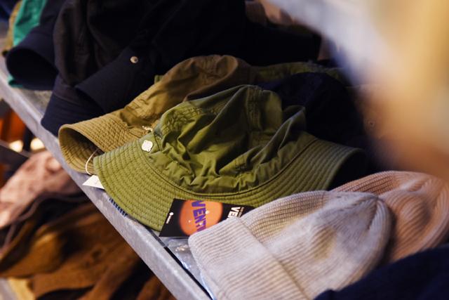 Decho(デコー)VENTILE(ベンタイル)シリーズとKNIT CAP