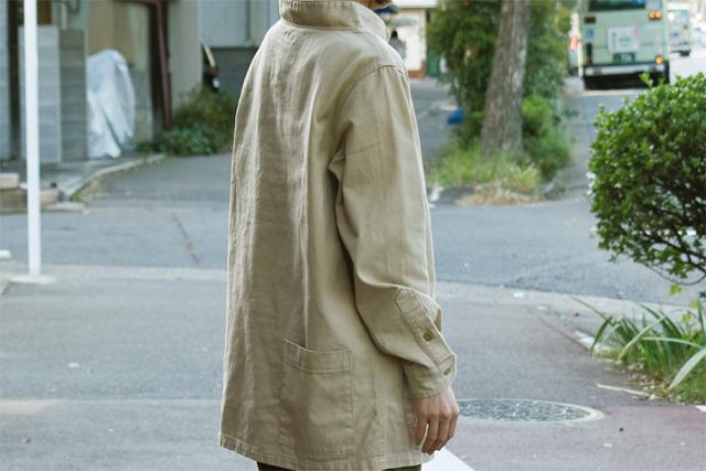 Napron(ナプロン)SMOCK WORK SHIRT