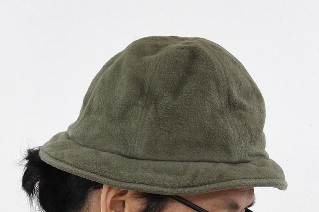 Decho(デコー)コットンフリース帽子