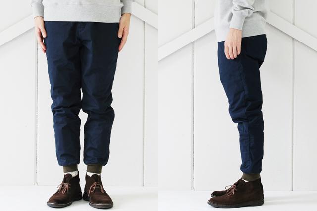 Deepers Wear(ディーパーズウエア)DEFFENDER RIB PANTS