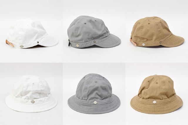 DECHO(デコー)SHALLOW KOME CAP、HAT