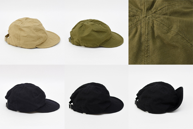 DECHO(デコー)FATIGUE CAP
