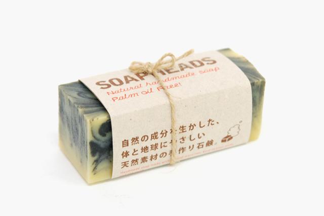SOAPHEADS(ソープヘッズ)石鹸