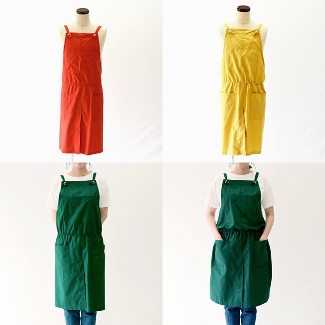 Napron(ナプロン)AP-34 GATHER WRAP APRON