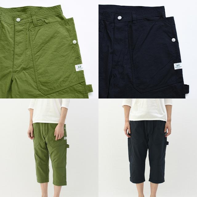 SASSAFRAS(ササフラス)Fall Leaf Gardener Pants 2/3 ナイロンオックス
