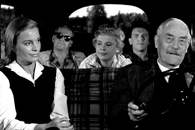 植物のある映画#006  Smultronstället(野いちご、1957)