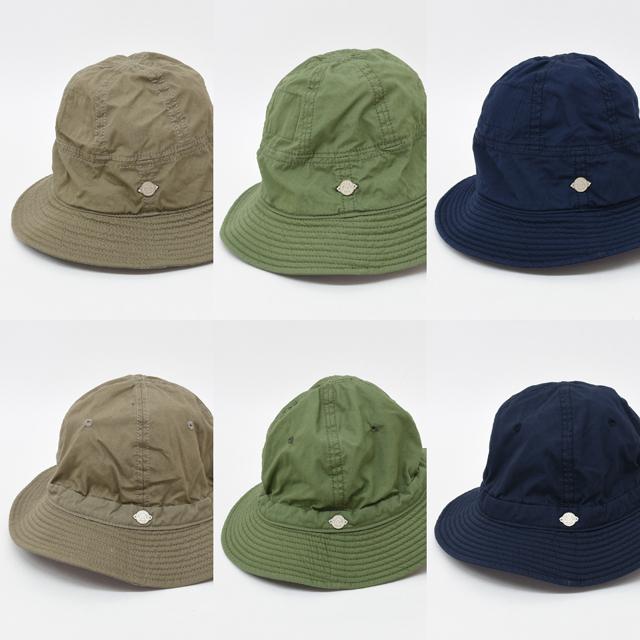 Decho(デコー)ベンタイル  FARMER HAT、HUNTER HAT