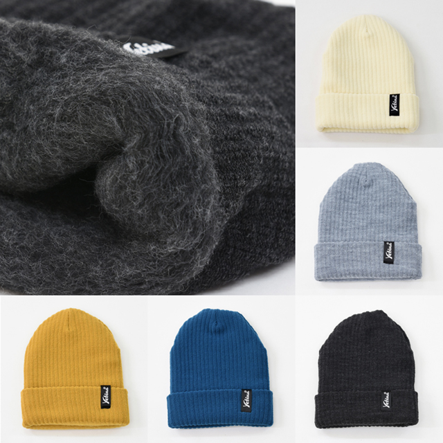 Yetina(イエティナ)Knit Cap(ニット帽)