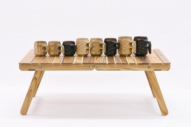 Akihiro Woodworks(木工秋廣)ジンカップ漆2L