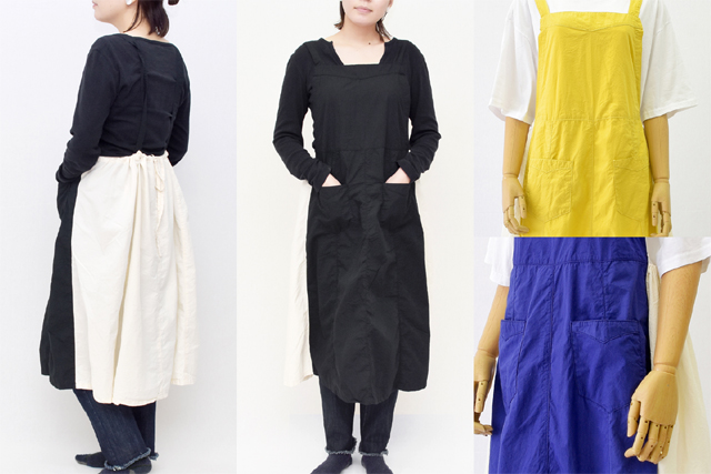 Napron(ナプロン)EURO KITCHEN APRON SKIRT