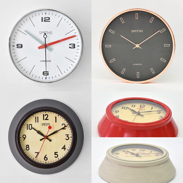 Smith Clocks(スミスクロック)ウォールクロック