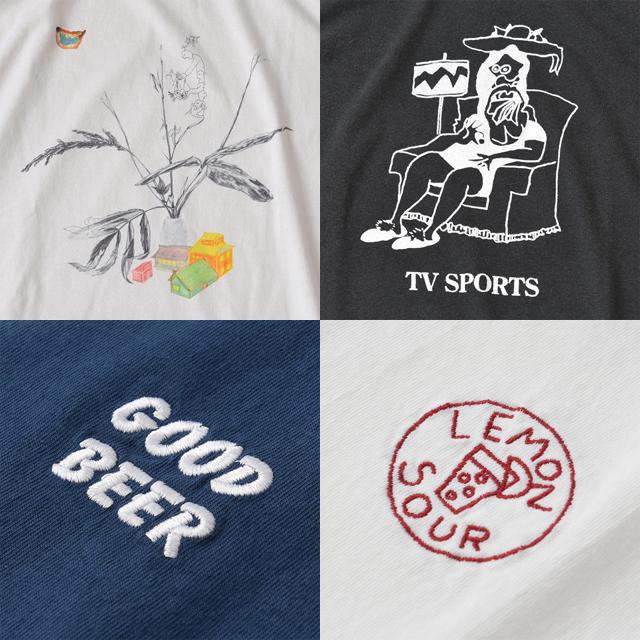 TACOMA FUJI RECORDS (タコマフジレコード)Tシャツ、13thコレクション