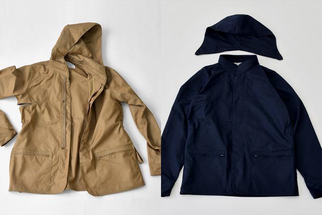 Senelier(セネリエ)Aerosolebox Hooded Coverall