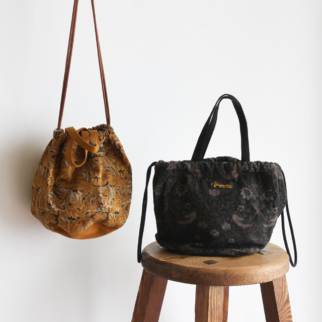 Napron(ナプロン)PATIENTS BAG ミニサイズ William Morris