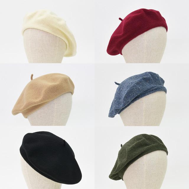 フランスKanopi(カノピ)Le Beret Francais ベレー帽
