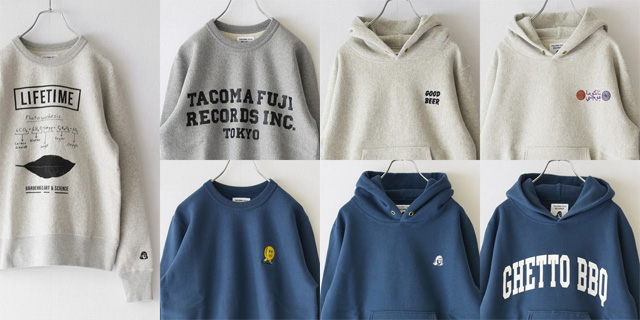 Tacoma Fuji Records(タコマフジレコード)スウェット