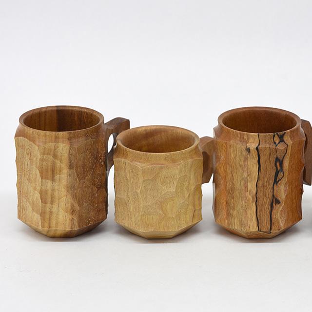 Akihiro Woodworks(木工秋廣) ジンカップ、プレート2019AW