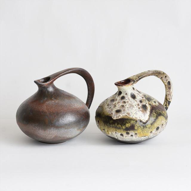 60-70s Vintage, W.Germany Ruscha Keramik Fat Lava 313(ファットラヴァ, 西ドイツ)