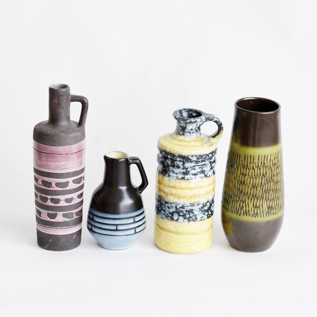 1960-70s東ドイツの陶器