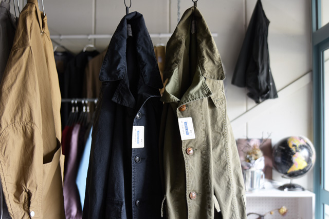 Another 20th Century(アナザートゥエンティースセンチュリー)Coal Miner Jacket