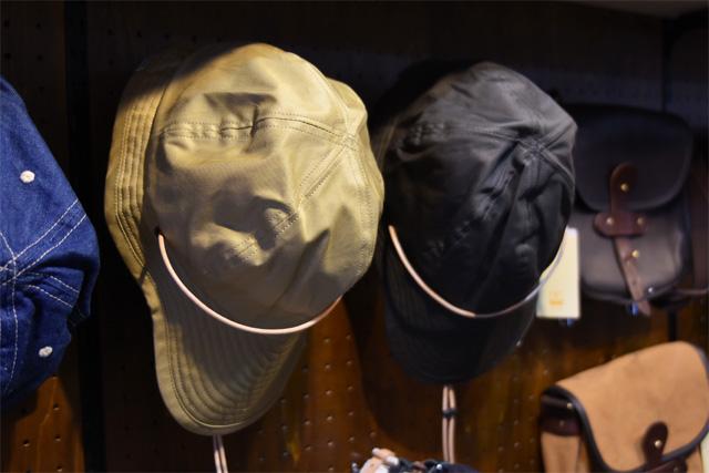 Decho(デコー)CHINCORD HAT