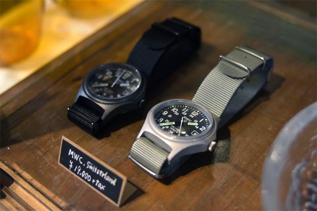 MWC(ミリタリーウォッチカンパニー)Genuine G10 Watch