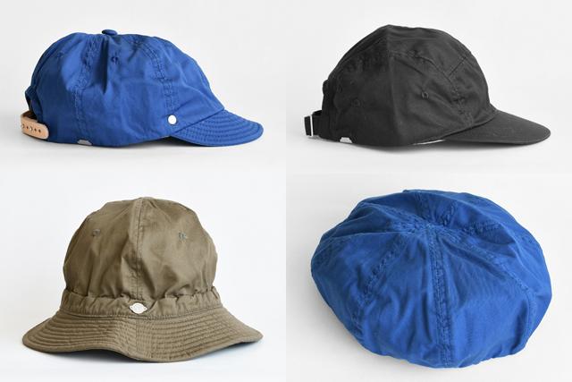 Decho(デコー)Standard HAT & CAP -VENTILE-