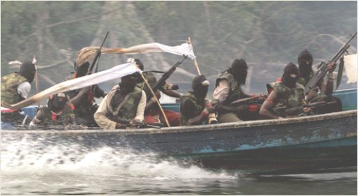 Somali Pirates。