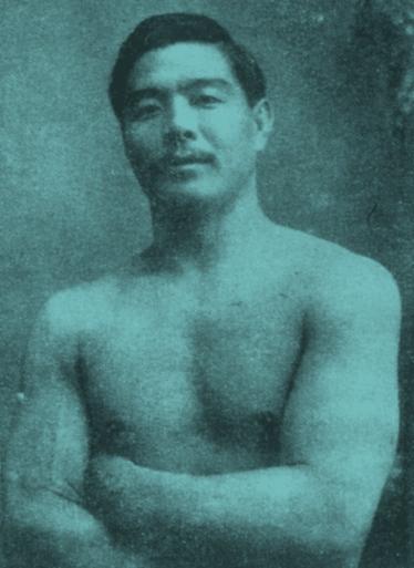 前田光世。