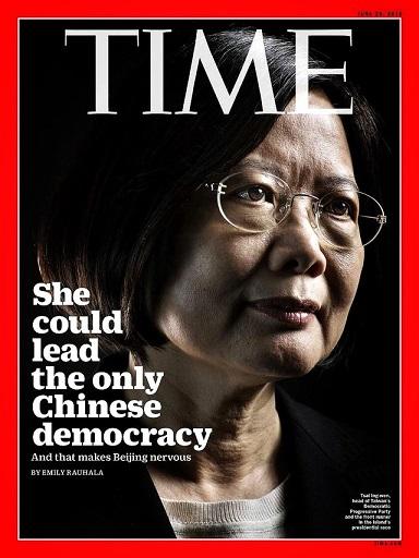 蔡英文@TIME