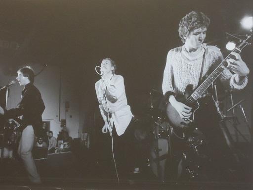 Sex Pistols on Anarchy Tour in 1976 (�Ǻ�)
