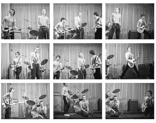 Sex Pistols Nashville Rooms 3rd of April 1976  (�Ǻ�)