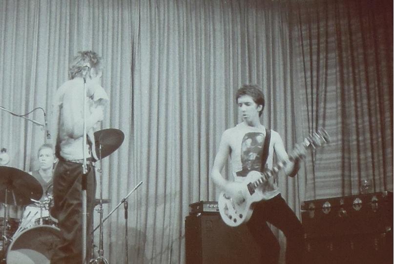 Sex Pistols Nashville Rooms 3rd of April 1976  (1)