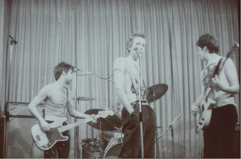 Sex Pistols Nashville Rooms 3rd of April 1976  (2)