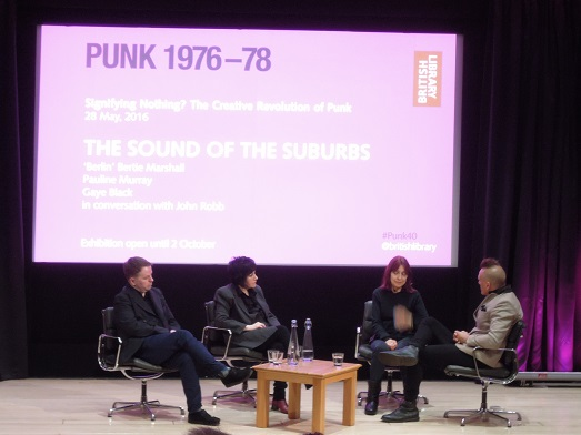 #40Punk 20160528 (The Sound of Suburbs)