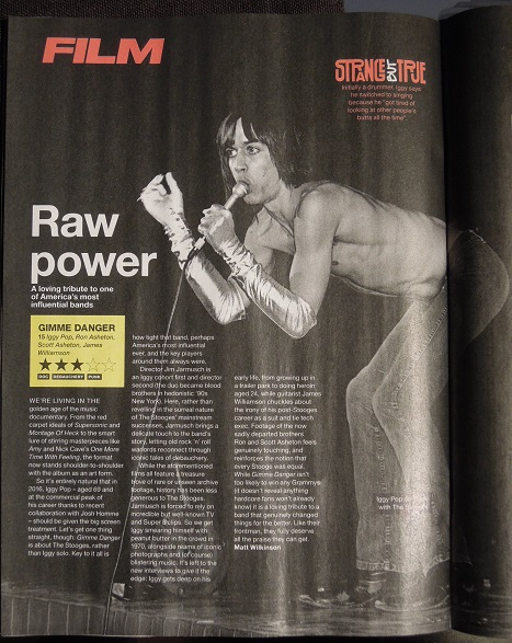 Raw Power Review on NME