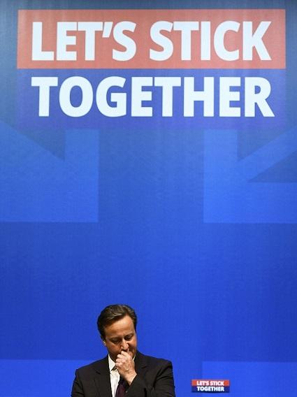 James Cameron with his Slogan 2