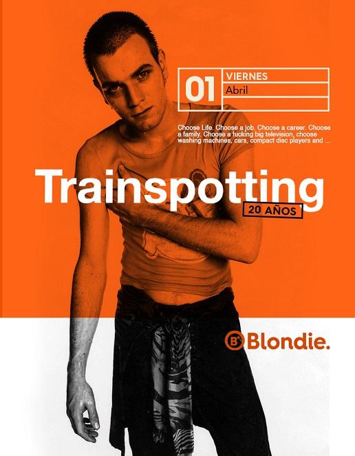 「Trainspotting」