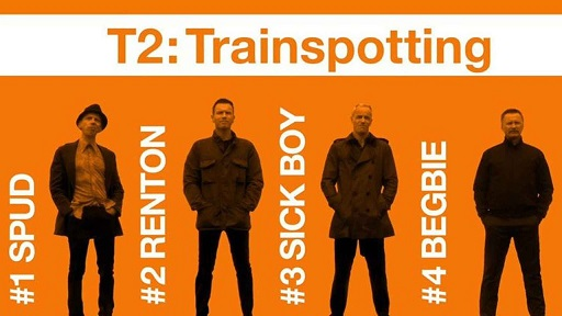 「T2 Trainspotting」1