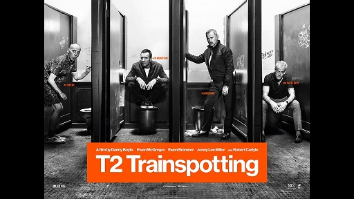 「T2 Trainspotting」2