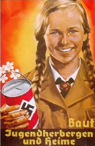 Nazi Mädchen (3)