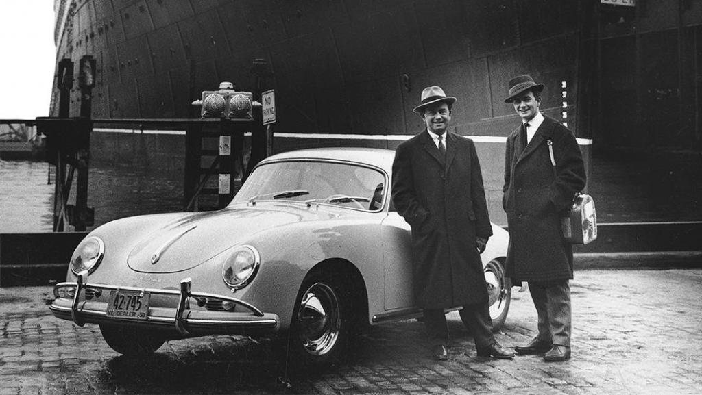Max Hoffman and Porsche.jpg