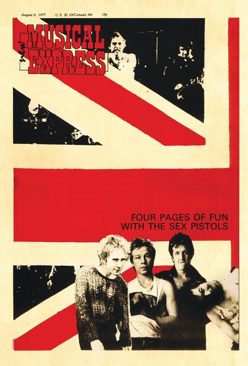 「NME」[表紙1977年8月6日号].jpg