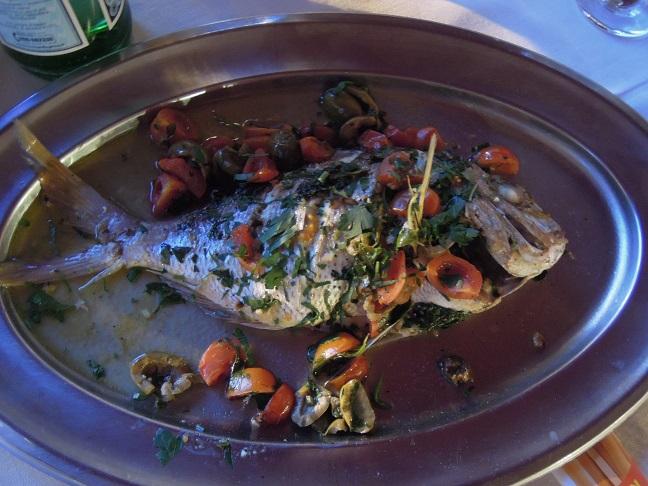 鯛と野菜の焚き合わせ。.jpg