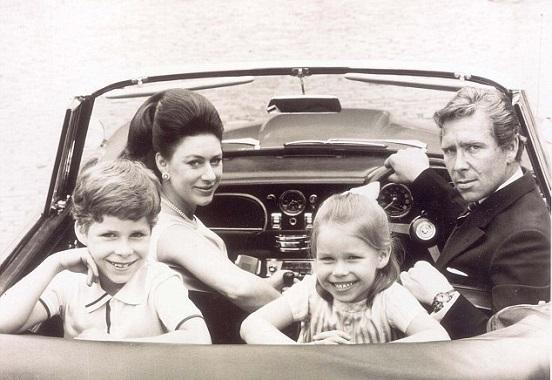 David Linley and His Parents and sister.jpg